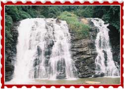 Abbey Waterfalls Coorg Karnataka