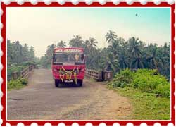Reaching Chikmagalur by Bus