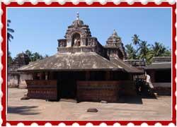 Madhukeshwara Temple Banavasi Karnataka