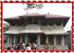 Sri Mookambika Temple Udupi Karnataka
