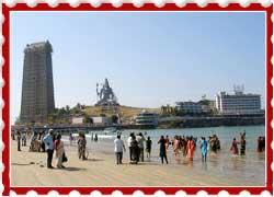 Murudeshwar Beach Karnataka