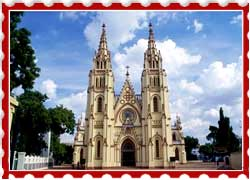 St. Mary's Church Belgaum Karnataka