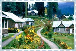 Accommodation in Kashmir