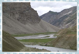 Drass in kashmir