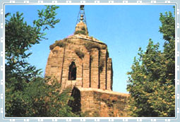 Shankaracharya Temple of Kashmir