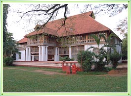 Bolghatty Palace Cochin