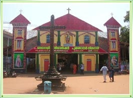 Malayatoor Church Cochin