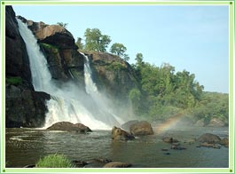 Athirapilly Waterfalls Trichur