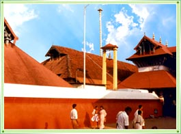 Guruvayoor Temple of Thrissur