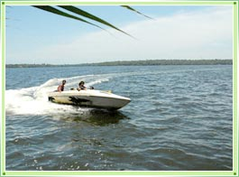 Speed Boating Kerala