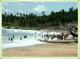 Kovalam Beach Trivandrum