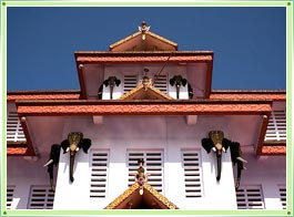 Parassinikadavu Sri Muthappan Temple Kerala