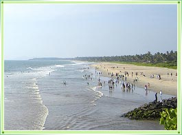 Payyambalam Beach - Pay