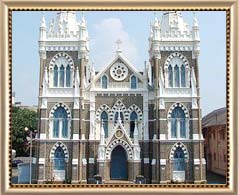 Mumbai Religious Places
