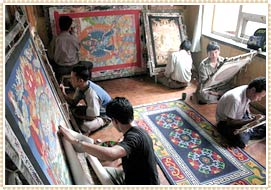 Art and Crafts of Nepal