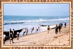 Orissa Tourist Attractions