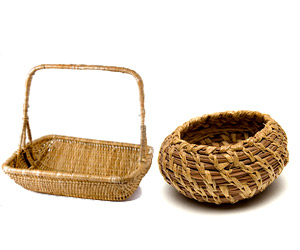 Basketry in Punjab