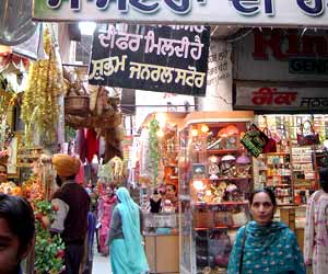 Shopping in Punjab
