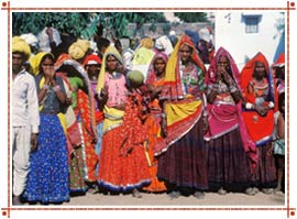 Banjari Women in Rajasthan