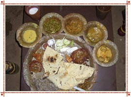 Cuisines of Rajasthan