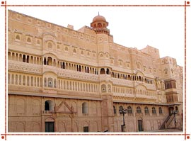 Junagarh Fort in Rajasthan