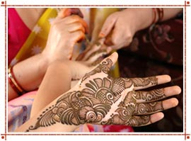 Mehndi of Rajasthan