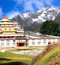 Ralang Gompa Monastery