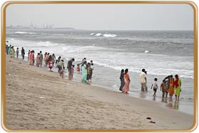 Beaches in Tamilnadu