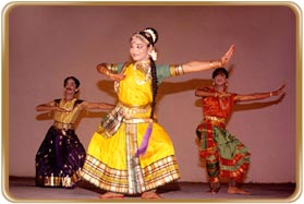 Dance of Tamil Nadu