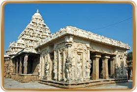 Kailasanath Temple Kanchipuram