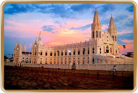 Velankanni Church nagapattinam