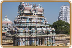 Sri Ranganathaswamy Temple Trichy