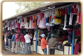 Shopping in Tamilnadu