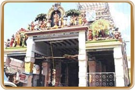 Swamimalai Swaminatha Temple Tamilnadu