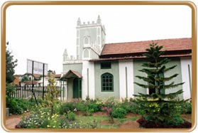 St. Stephen's Church Ooty
