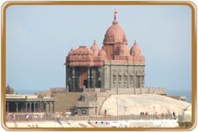 Vivekanand Rock Memorial Kanyakumari