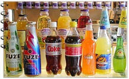 Local soft drink brands in india