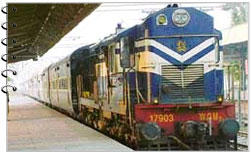Rail Transport In India | RM.