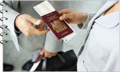Travel Documents for India