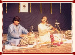 Kajari Music in Uttar Pradesh
