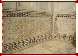 Marble Work of Agra