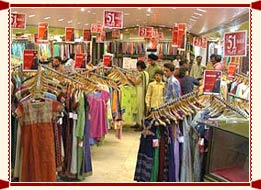 Shopping in Lucknow