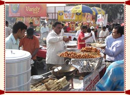 What to Eat in Agra