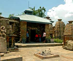 Baijnath temple, Kausani
