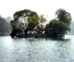 Bhimtal Lake In Ramgarh