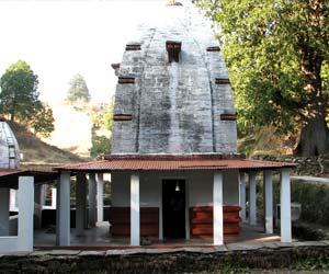 Binsar Temple, Almora
