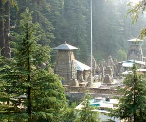 Almora, Jageshwar Temple