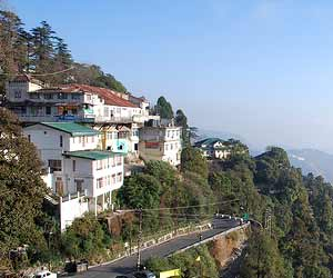 Hill Station, Mussoorie
