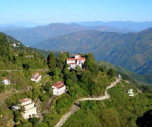Mussoorie Weather