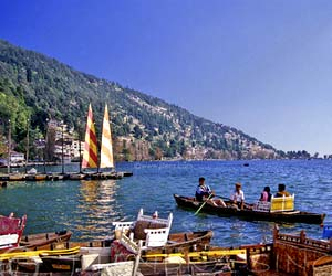 Naini Lake, Uttarakhand
